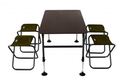 Комплект мебели складной Novator SET-3 (120х65) 201937, фото 1
