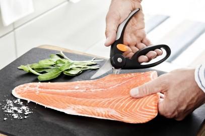 Ножницы для рыбы Fiskars Functional Form 22 см 1003032, фото 7