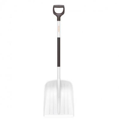 Лопата для уборки снега Fiskars White Snow 1052521, фото 1
