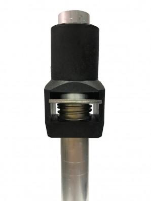 Ножка для кресла с механизмом регуляции Novator 201931, фото 2
