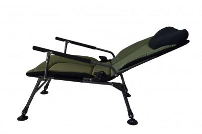 Кресло рыболовное карповое Vario Carp XL 2423, фото 10
