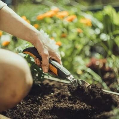 Садовый совок Fiskars Xact™ 1027043, фото 2