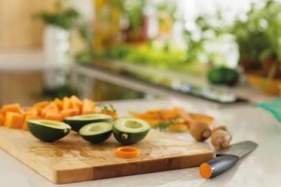 Азиатский поварской нож Fiskars Functional Form 17 см 1014179, фото 4