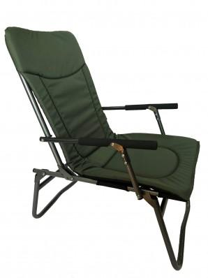 Кресло рыболовное карповое Vario basic 2413, фото 11
