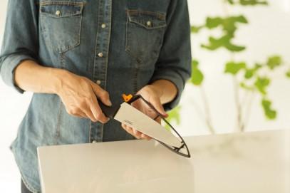 Азиатский поварской нож Fiskars Functional Form 17 см 1014179, фото 5