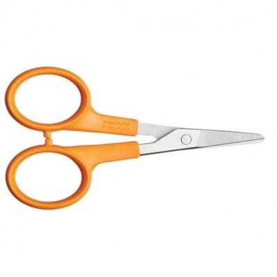 Классические маникюрные ножницы с круглым наконечником Fiskars Classic 1003028, фото 1