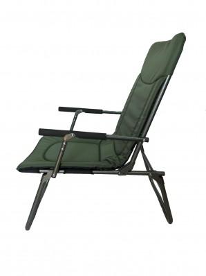 Кресло рыболовное карповое Vario basic 2413, фото 3