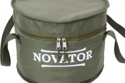 Термо ведро для прикормки Novator VD-3 (30x23 см) 201960, фото 6