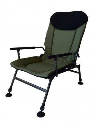 Кресло рыболовное карповое Vario Carp XL 2423, фото 1