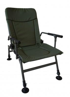 Кресло рыболовное карповое Vario Carp 2421, фото 2