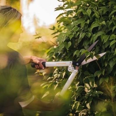 Ножницы для живой изгороди Fiskars White HS53 1026931, фото 1