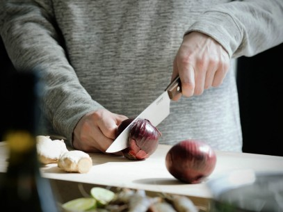 Нож Сантуко Fiskars Norr 16 см 1016474, фото 5