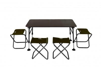 Комплект мебели складной Novator SET-4 (100х60) 201938, фото 1