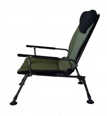 Кресло рыболовное карповое Vario Carp XL 2423, фото 5