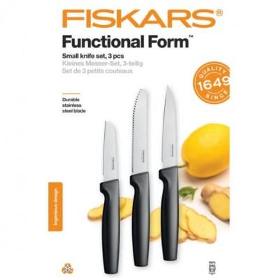 Набор малых ножей Fiskars Functional Form ™ 3 шт 1057561, фото 1