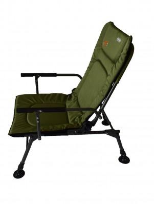 Кресло карповое Novator SR-2 + подставка Novator Pod-1 201917P, фото 5