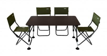 Комплект мебели складной Novator SET-1 (120х65) 201933, фото 4