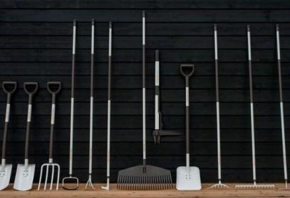 Тяпка Fiskars White для уборки травы между плиткой и брусчаткой облегчённая 136543 (1019604), фото 4