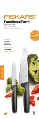Набор кухонных ножей Fiskars Functional Form ™ 2 шт 1057557, фото 1