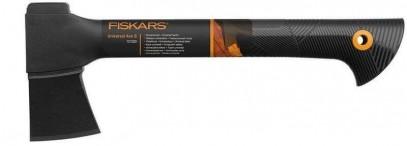 Топор универсальный Solid Fiskars 121225 (1020167), фото 1