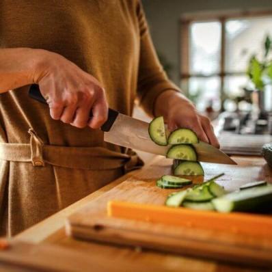 Набор кухонных ножей Fiskars Functional Form ™ 2 шт 1057557, фото 5