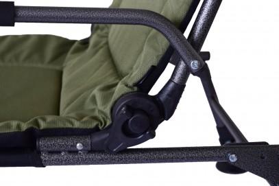 Кресло карповое Novator SR-2 + подставка Novator Pod-1 201917P, фото 6