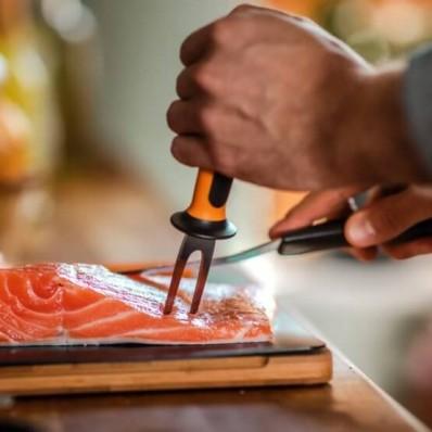 Набор кухонных ножей для рыбы Fiskars Functional Form ™ 3 шт 1057560, фото 6