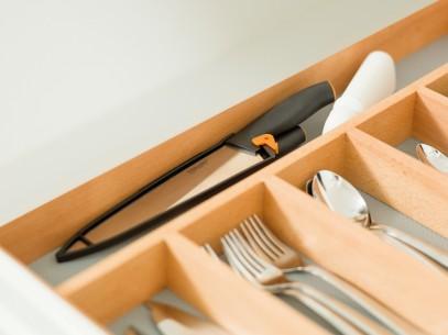 Нож для ветчины и лосося Fiskars Functional Form 26 см 1014202, фото 3