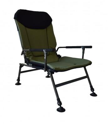 Кресло рыболовное карповое Vario Carp XL 2423, фото 2