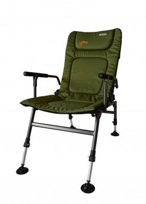 Кресло карповое Novator SR-2 + подставка Novator Pod-1 201917P, фото 8
