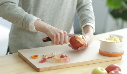 Кухонный нож Fiskars Functional Form поварской 16 см Black 1014195, фото 5