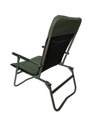 Кресло рыболовное карповое Vario basic 2413, фото 4