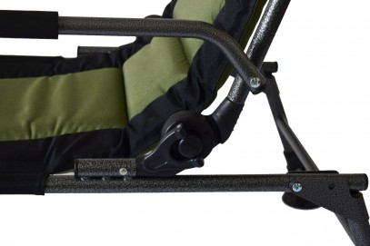 Кресло карповое Novator SR-2 Comfort + подставка Novator Pod-1 Comfort 201918P, фото 6