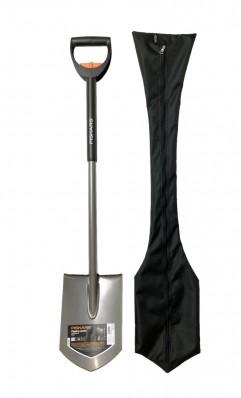Чехол черный на лопату Fiskars SmartFit™ 131428 (1001567), фото 6