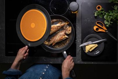 Крышка для сковороды Fiskars Functional Form 1014348, фото 2