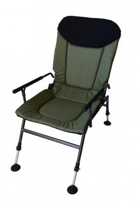 Кресло рыболовное карповое Vario Carp XL 2423, фото 4