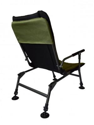 Кресло карповое Novator SR-2 + подставка Novator Pod-1 201917P, фото 7