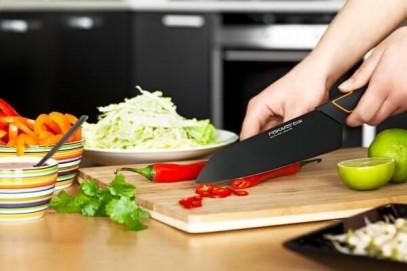 Набор ножей в блоке Fiskars Edge 5 шт 1003099, фото 3