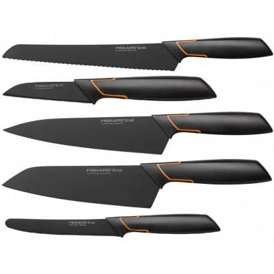 Набор ножей в блоке Fiskars Edge 5 шт 1003099, фото 2