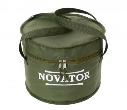 Термо ведро для прикормки Novator VD-3 (30x23 см) 201960, фото 7