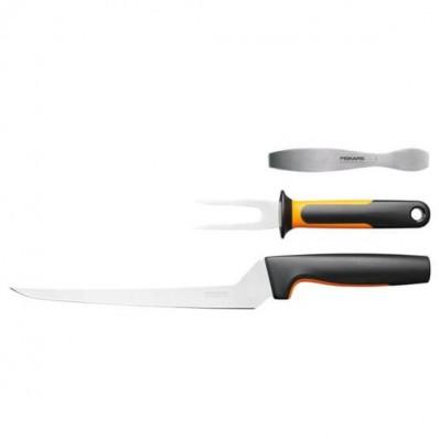 Набор кухонных ножей для рыбы Fiskars Functional Form ™ 3 шт 1057560, фото 2