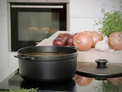 Сковорода для гриля Fiskars Brasserie 27 см 1018870, фото 2