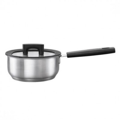 Кастрюля Fiskars Hard Face Sauce Pan 1,8 л 18 см 1025230, фото 2