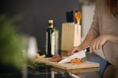 Азиатский поварской нож Fiskars Functional Form Plus 17 см 1015999, фото 5