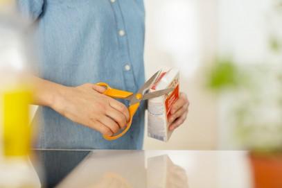 Профессиональные портные ножницы Fiskars Classic 27см 1005145, фото 5