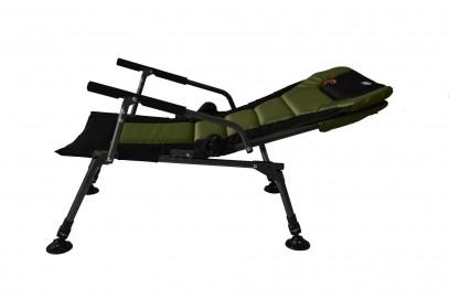 Кресло карповое Novator SR-2 Comfort + подставка Novator Pod-1 Comfort 201918P, фото 5