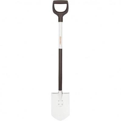 Лопата штыковая облегченная Fiskars  White 131513 (1019605), фото 1