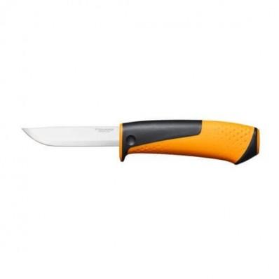 Универсальный нож с точилкой Fiskars (156017) 1023618, фото 1