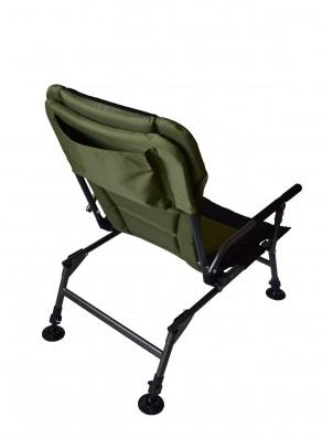 Кресло карповое Novator SR-2 Comfort + подставка Novator Pod-1 Comfort 201918P, фото 9