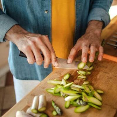 Набор кухонных ножей Fiskars Functional Form ™ Favorite 3 шт 1057556, фото 6